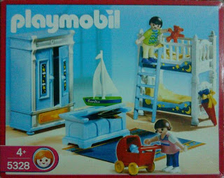 Playmobil 5328 - Kids' Room - Box