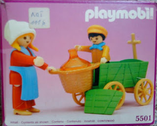 Playmobil 5501 - Farmers Wife - Box