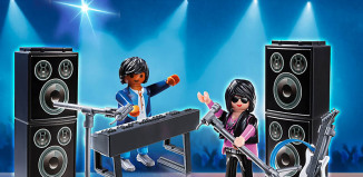 Playmobil - 5610 - Carrying Case Band