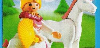 Playmobil - 5760 - Princess with Magical Unicorn