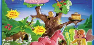Playmobil - 5762 - Unicorn Magical Forest