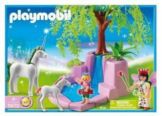 Playmobil - 5872 - Unicorn Playset