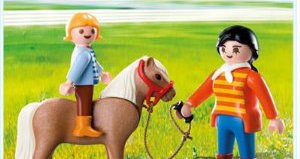 Playmobil - 5934 - Duo Pack Pony