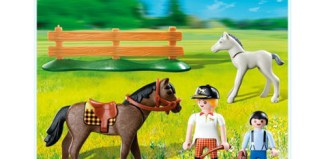 Playmobil - 5935 - Duo Pack Horse & Foal