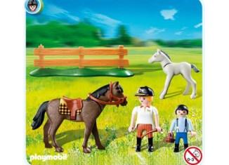 Playmobil - 5935 - Duo Pack Horse & Foal