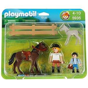 Playmobil 5935 - Duo Pack Horse & Foal - Box