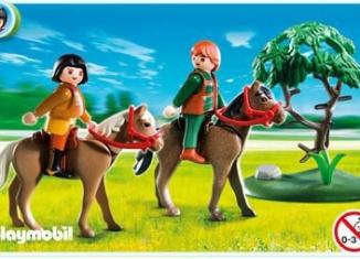 Playmobil - 5936 - Horse Riders