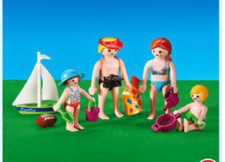 Playmobil - 6224 - Beach Family