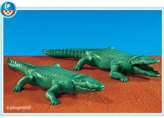 Playmobil - 7016 - 2 Crocodiles