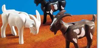 Playmobil - 7039 - 3 Goats