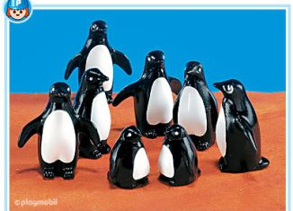Playmobil - 7041 - 8 Penguins