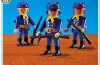 Playmobil - 7047 - 3 Union Soldiers