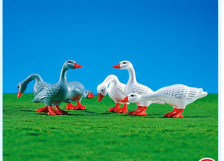 Playmobil - 7078 - 6 Geese
