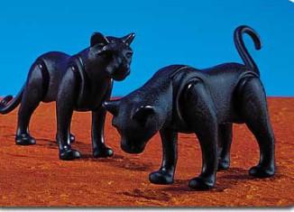 Playmobil - 7091 - 2 Panthers