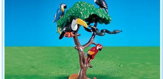 Playmobil - 7092 - Exotic Birds