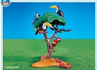 Playmobil - 7092 - Exotic Birds
