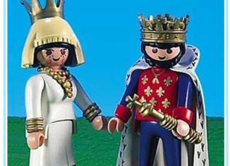 Playmobil - 7236 - Royal Couple