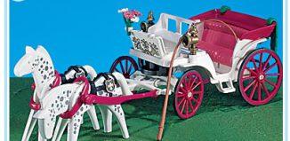 Playmobil - 7261 - Wedding Carriage