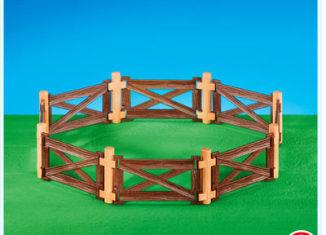 Playmobil - 7441 - Wild animal enclosure