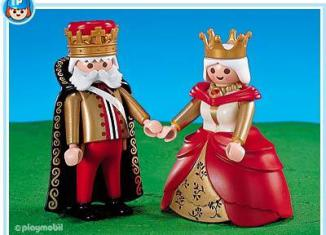 Playmobil - 7773 - King and Queen