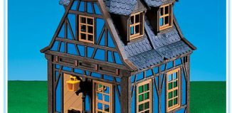 Playmobil - 7847 - Blue timbered house