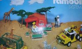 Playmobil - 3189-fam - Set Safari