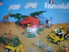 Playmobil - 3189-fam - Set Safari
