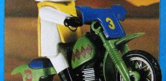 Playmobil - 1-3301-ant - motocross
