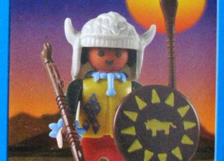 Playmobil - 9300-ant - Indian Warrior