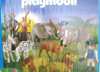 Playmobil - 19516-ant - African Safari