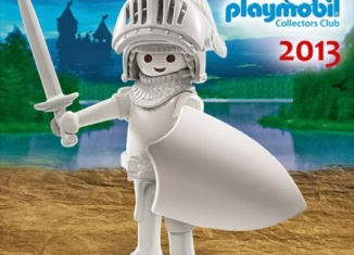 Playmobil - 30790333-ger - White Knight