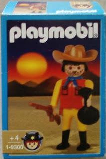 Playmobil 1-9300-ant - Bandit - Box