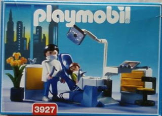 Playmobil 3927 - Dentist's Office - Box