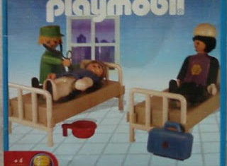 Playmobil - 1-9537-ant - Hospital Room
