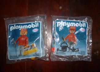 Playmobil - Promocionales Esso Canadá