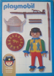 Playmobil 1-9300-ant - Hechicero - Volver