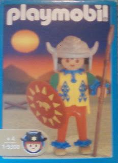 Playmobil 1-9300-ant - Sorcerer - Box