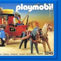 "Playmobil - ""La diligencia del oeste"""