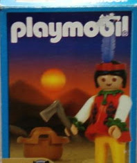 Playmobil - 1-9300-ant - Indian woman