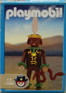 Playmobil 1-9300-ant - Indian - Box