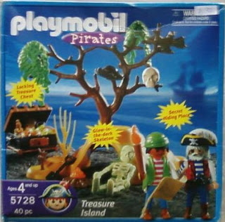 Playmobil 5728-usa - Treasure Island - Box
