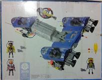 Playmobil 3080 - Starship 3 - Back