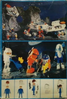 Playmobil 3509 - Space Buggy - Back