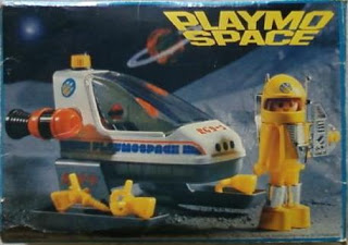 Playmobil 3509 - Space Buggy - Box