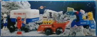 Playmobil 3559 - Planet Explorer - Back