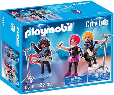 Playmobil 5605 - Band - Box