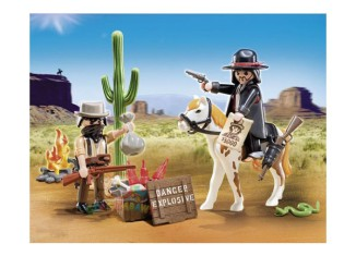 Playmobil - 5608 - Carrying Case Western