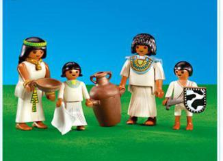 Playmobil - 7386 - Egyptian Family