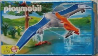Playmobil 4173 - Pteranodon - Box