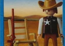 Playmobil - 1-9300-ant - Sheriff